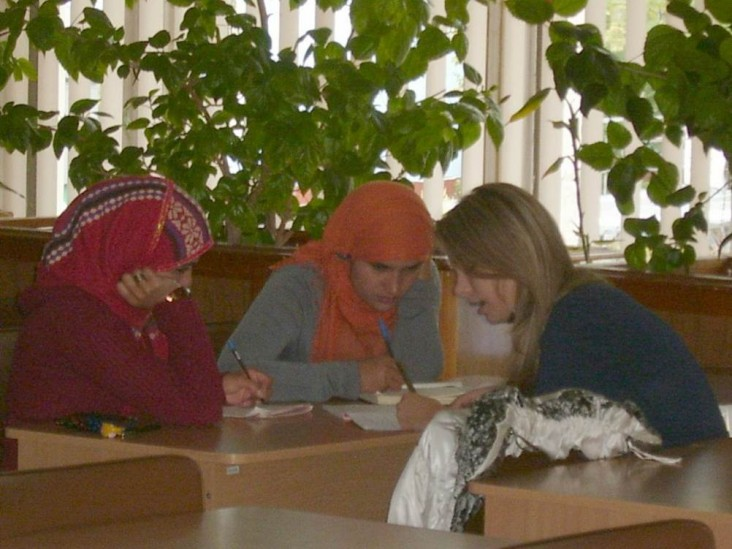 Ukrainian Libraries Help Refugees Adapt to New Life