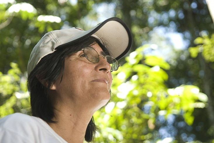 Sara Hurtado, Brazil Nut Producer, Board Member, Madre de Dios Federation of Brazil Nut Producer Associations.