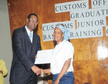 USAID supports Antigua and Barbuda's Customs Renewal Program