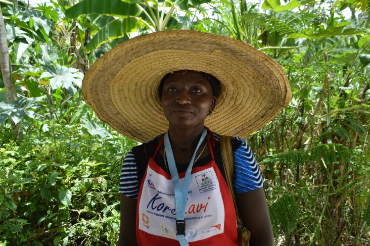 food vouchers strengthen nutrition and local markets in haiti u s