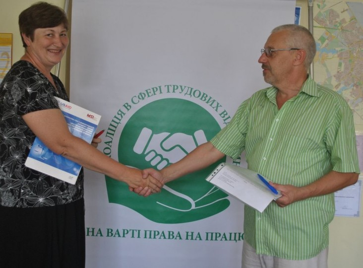 USAID Empowers Citizens through Legal Aid