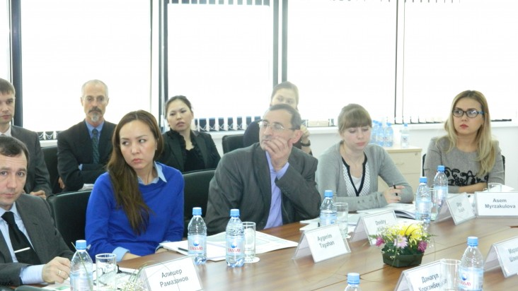 Kazakh business leaders