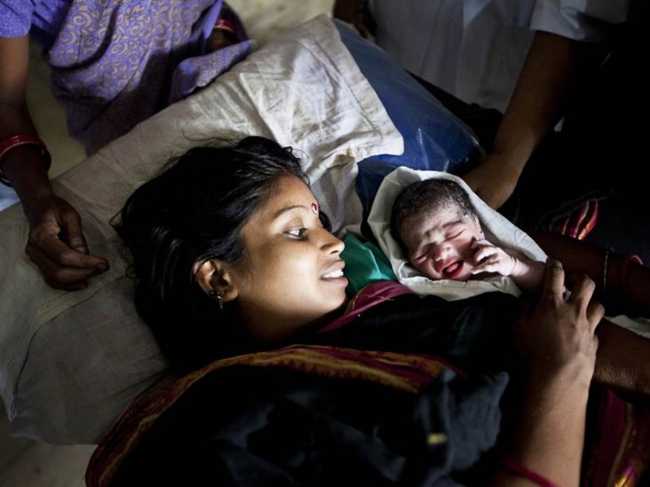 India has achieved tremendous progress in saving its mothers and children.