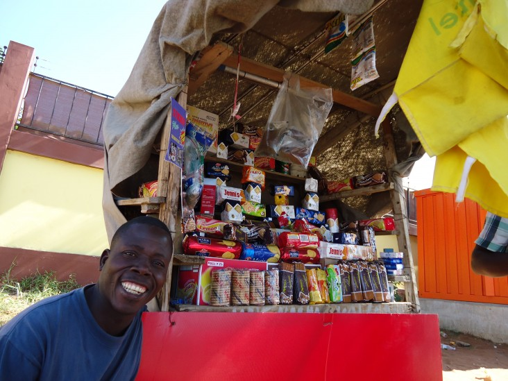 Photo of Jose Sabao, a small business owner from Maputo