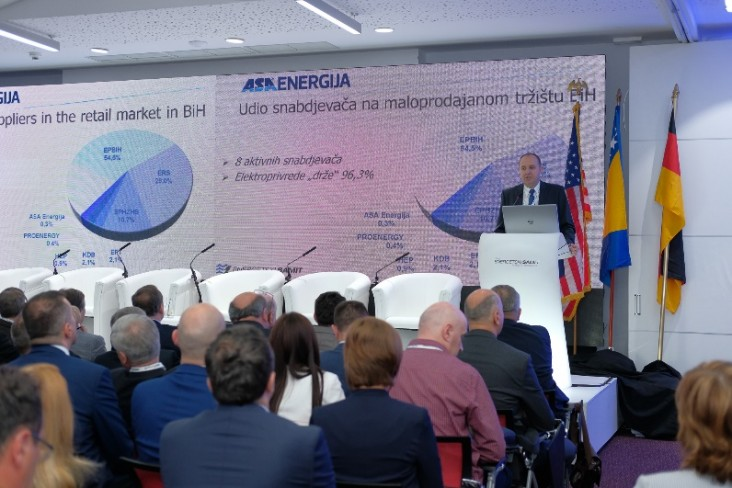 Subsidiaries of ASA Prevent Group in Sarajevo achieved significant savings after switching electricity suppliers.