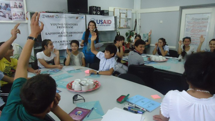 Youth use lessons from Young Leaders Program to solve problems in their communities