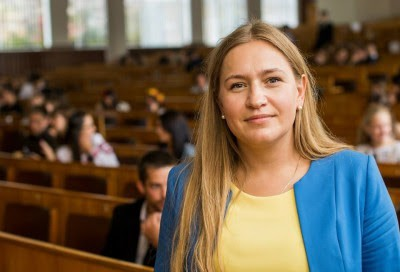 MP Oksana Yurynets intends to continue working to promote women's participation within her political party.