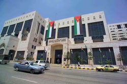 The Central Bank of Jordan is now connected to all banking institutions through its secure wide area network.