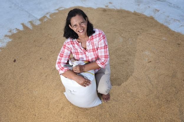 Female Farmers Lead the Way to Recovery in the Philippines