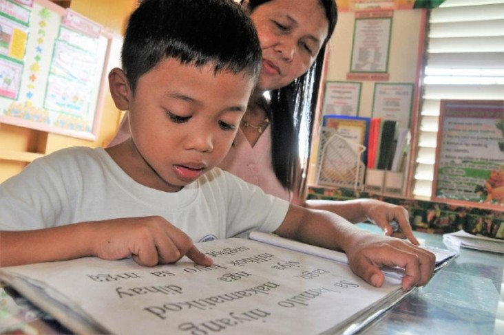 Young Learners in the Philippines Discover the Joy of Reading