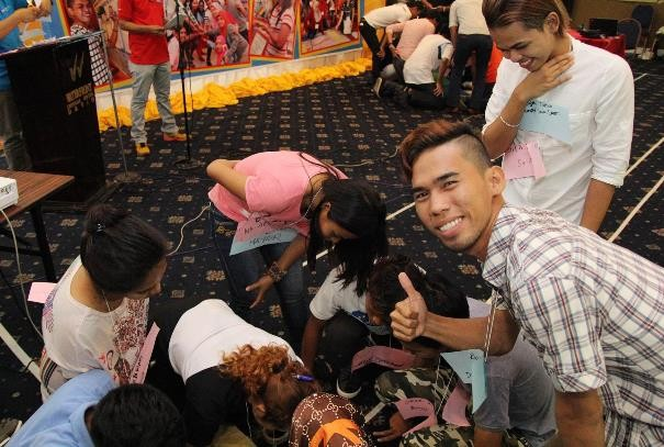 Filipino Youth Overcome Barriers to Productivity