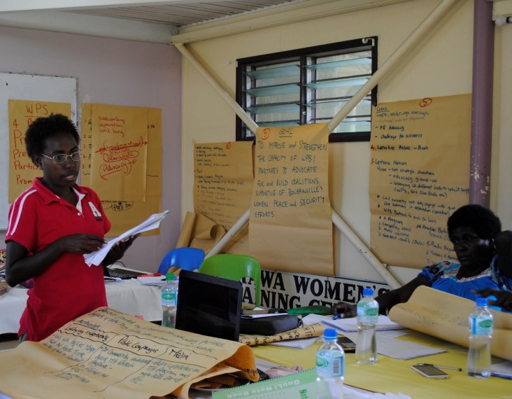 Turning Trauma into Triumph in Papua New Guinea