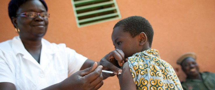 Mass vaccination campaigns using the new vaccine reached nearly 20 million people in Burkina Faso, Mali, and Niger.