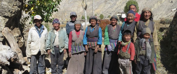 Villagers of Dhey