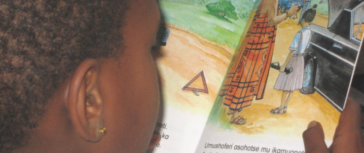 Textbook distributor Drakkar Ltd. is working to provide Rwandan children with books written in their native language.