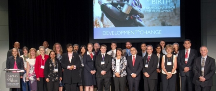 USAID held its third Saving Lives at Birth Grand Challenge for Development earlier this year.