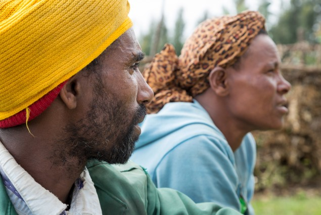 Equality brings prosperity. Like many USAID participants, Misaye Akele and her husband Getachew Tadesse feel that the greatest changes to their lives and livelihood have come about as a result of the Graduation with Resilience to Achieve Sustainable Development activity's training on gender. By stepping out of traditional gender roles and working together, they are not only happier, but also better off. This year they put much of their extra income into building the family a new house.