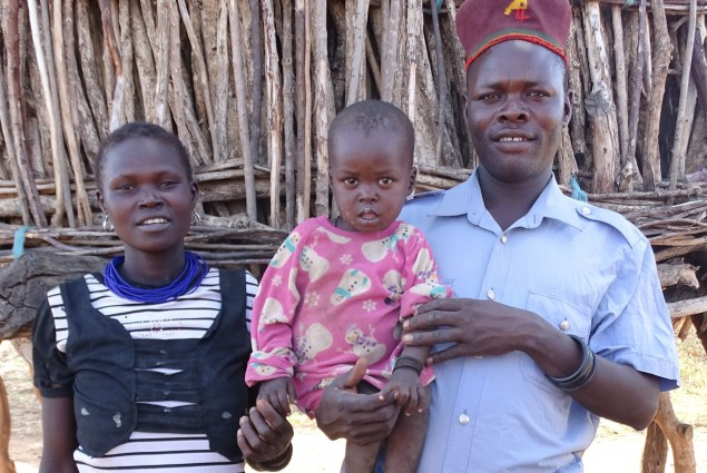 """I practice what they mentor me on at home like playing with my children. I have really been involved in the project….I have now changed completely. I now talk to my wife humbly in a lovely way. So we can now share tasks at home like working in the garden."" – 24-year-old REAL Father."