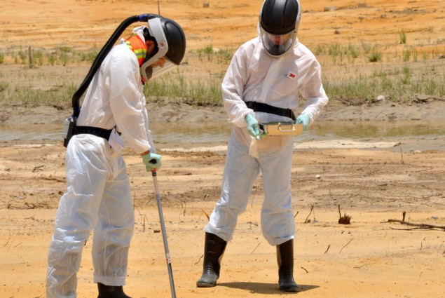 Progress at the Environmental Remediation of Dioxin Contamination Project at Danang Airpor