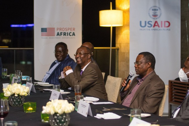 In Nairobi Acting Administrator Barsa met with Governors from 8 counties to discuss opportunities for the U.S. and Kenyan private sector through the Prosper Africa Initiative in trade/investment, advancement of women, & youth economic empowerment. Thank you for fostering competitive business environments!