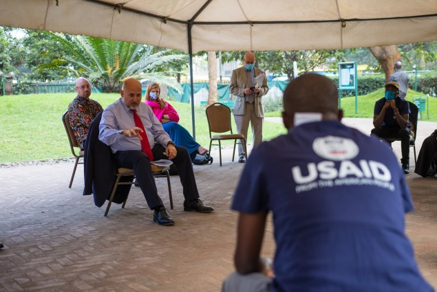 At the August 7th Memorial Park, Acting Administrator Barsa met with young leaders and experts, working on countering violent extremism in Kenya. It was illuminating to hear their perspectives on violent extremism in Kenya and how it impacts their daily lives. The U.S. stands with them in this battle.