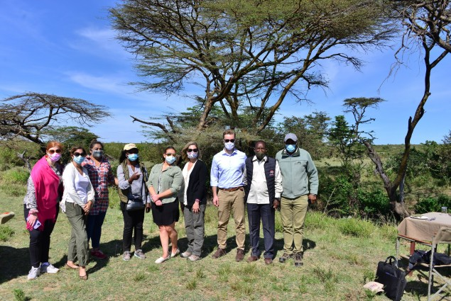 COVID-19's impacts on tourism in Kenya have affected local people that rely on biodiversity for their livelihoods. USAID proudly supports the country's wildlife tourism sector, which accounts for 15% of Kenya's GDP.