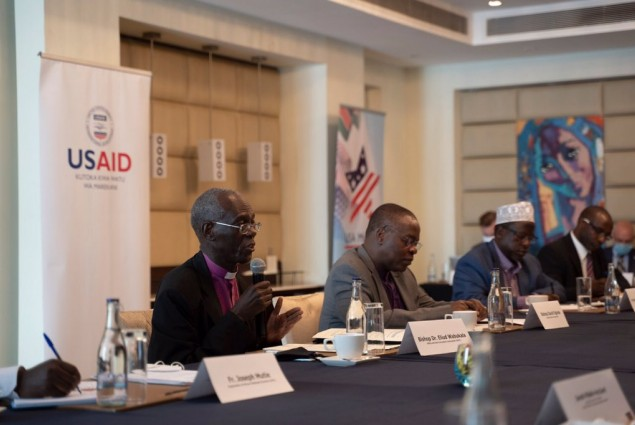 USAID  remains committed to supporting the efforts of religious leaders in working with Kenyans to hold the gov't accountable, promote inclusion, and protect the rights and freedoms of all citizens, including the freedom of worship.
