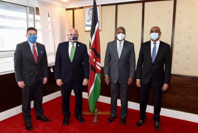 USAID  continues to work closely with Kenya to curb the spread of COVID-19, maintain essential public health services, and help Kenyans cope with secondary impacts of this pandemic.