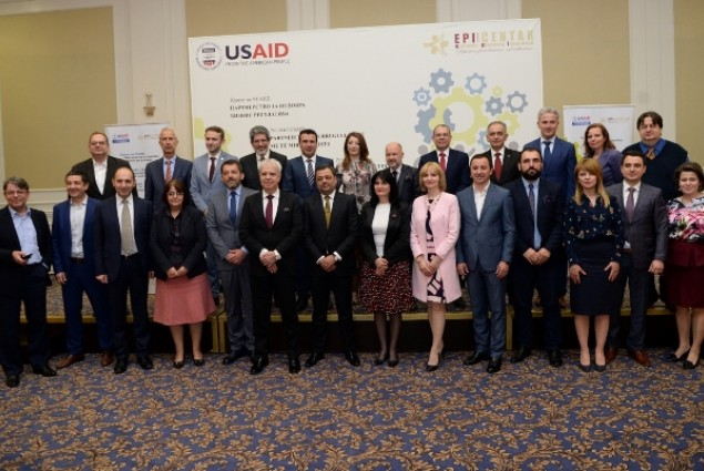 USAID's Partnership for Better Business Regulation Forum on Long-term Investments