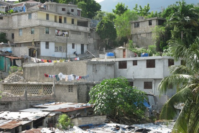 Massive Earthquake Rocks Haiti
