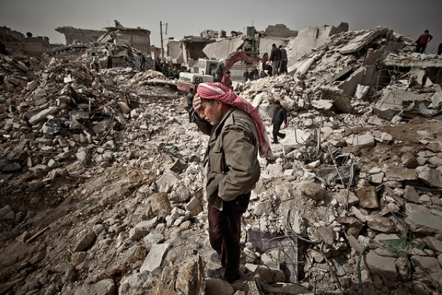"Years of brutal conflict in Syria has resulting in a humanitarian crisis that has been deemed ""the worst of our generation."""
