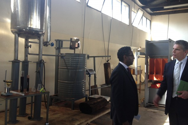 African Bamboo Product Innovation Lab
