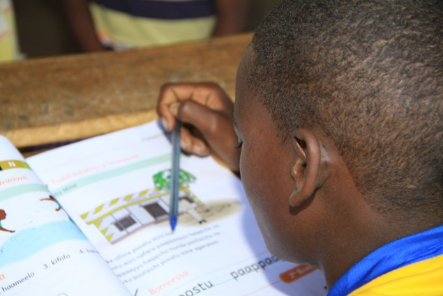 In October 2014, the Ministry of Education, in collaboration with USAID, launched a national mother tongue reading curriculum for primary schools to improve the reading skills of 15 million students.