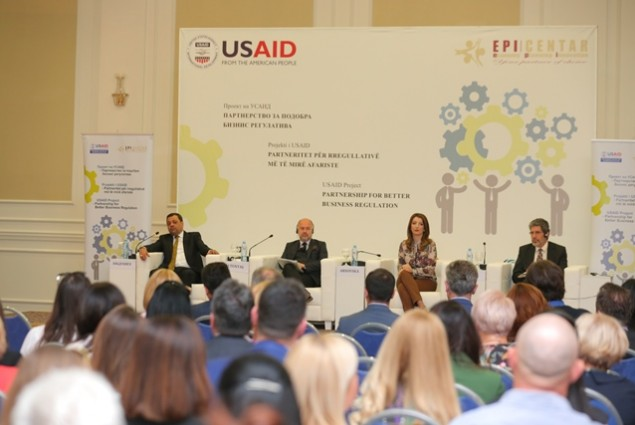 USAID's Partnership for Better Business Regulation Forum