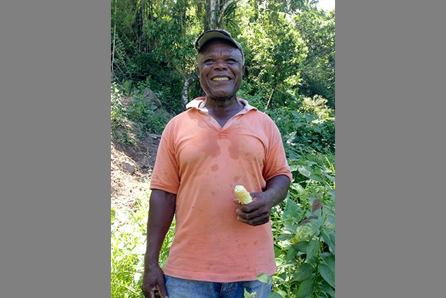 USAID (OFDA) is also working with Help Age International to help farmers in rural Jamaica.  After Hurricane Ivan wiped out his f