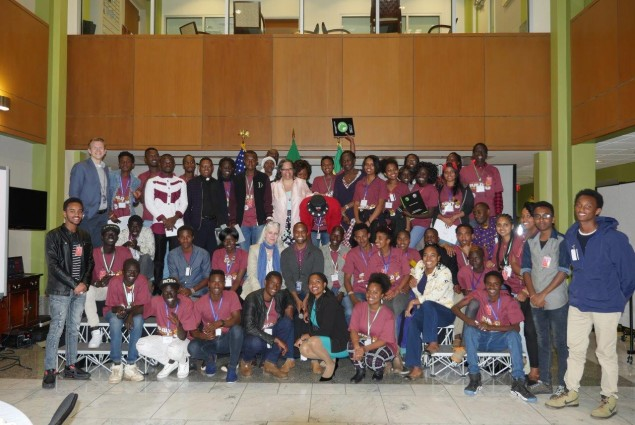 Youth Refugee day in Addis Ababa, Ethiopia