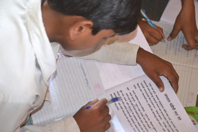 To ensure each child is learning to their full potential, Pratham expanded the Annual Status of Education Report assessment to i