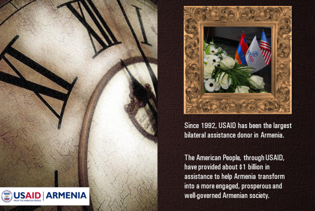 Since 1992, USAID has been the largest bilateral assistance donor in Armenia.