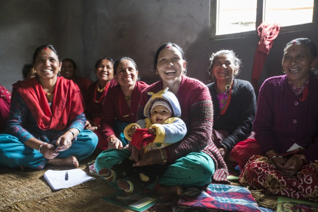 USAID is using a unique post-disaster model in Nepal – one that puts Nepalis in charge of their own recovery.