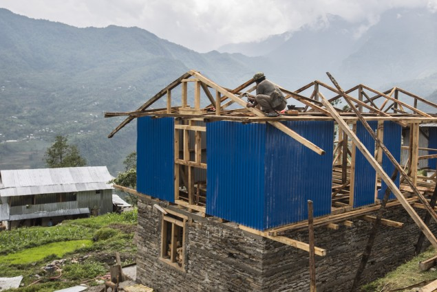 When two earthquakes struck Nepal in 2015, nearly 9,000 people died. Countless others were left without shelter and water.