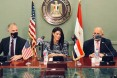 The United States, through USAID, is investing an additional $22.8 million into its 5-year $113 million agreement with the Egypt Ministry of International Cooperation to improve the investment environment and empower women to join in the labor force.