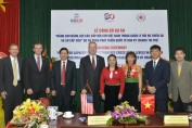 Vietnam Red Cross launches USAID-funded project