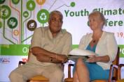 Climate Change Youth Conference in Kingston
