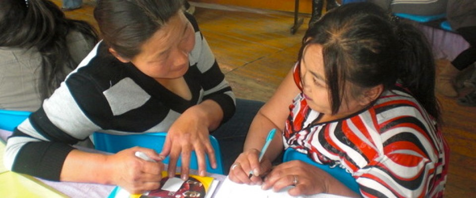 Support training programs by USAID raise the confidence of Mongolians to improve their lives.