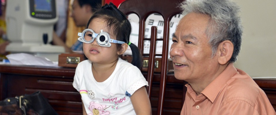 Over 15,000 Children Receive Vision Care through U.S.-Supported Project