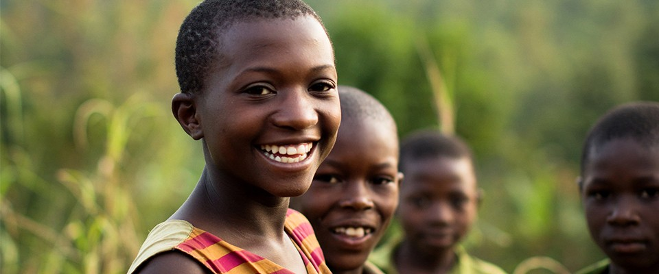 The average Ugandan is a fourteen-year-old girl.