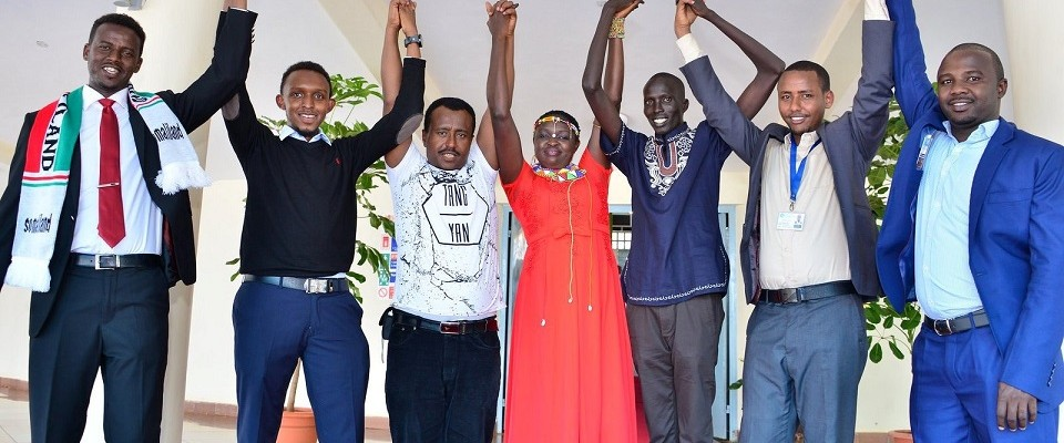 2,000 young Africans graduated from the Young African Leaders Initiative Regional Leadership Center East Africa and represent the next generation of activists, entrepreneurs and change agents.