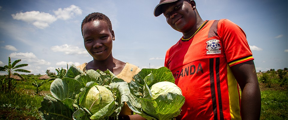 USAID is empowering Ugandan youth through improved skills and employment opportunities.