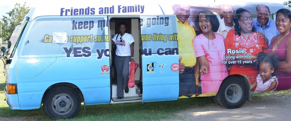 HIV Mobile Bus