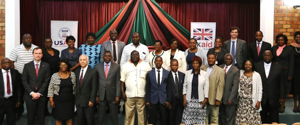 USAID Engages Zambian Parliament Advocating Against Child Marriage and Gender-based Violence